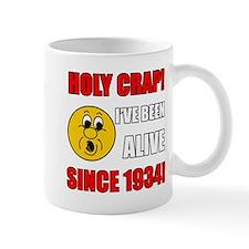 1934 Holy Crap Mug