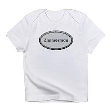 Zimmerman Metal Oval Infant T-Shirt