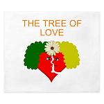 The tree of love King Duvet