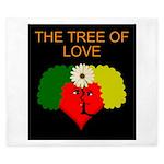 tree of love b King Duvet