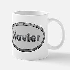 Xavier Metal Oval Mugs