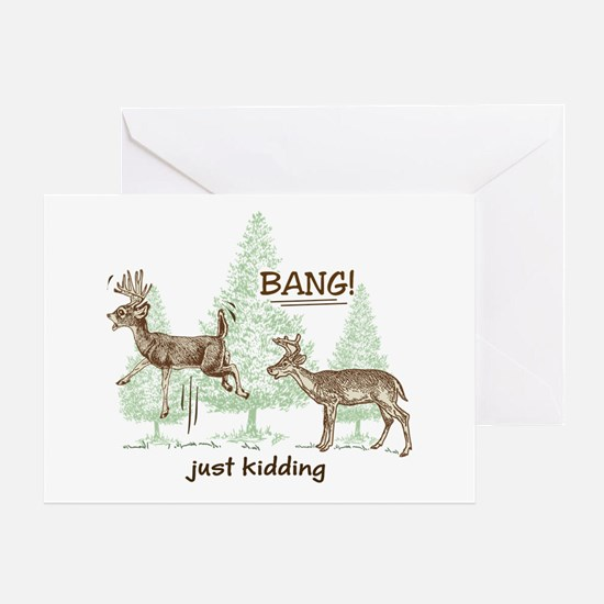 Hunting Greeting Cards