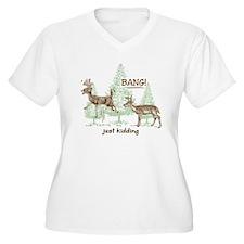 Bang! Just Kiddin T-Shirt