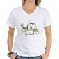 Bang! Just Kidding! Hunting Shirt