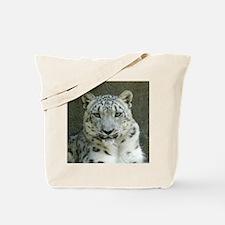 SnowLeopardM002.png Tote Bag