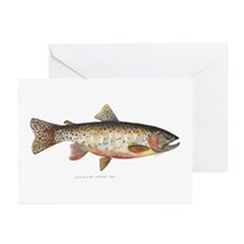 Colorado River Cutthroat Greeting Cards (Pk Of 10)