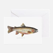 Colorado River Cutthroat Trout Greeting Card