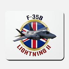 RAF F-35B Lightning II Mousepad