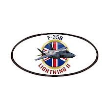 RAF F-35B Lightning II Patches