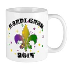 Mardi Gras 2014 Mug