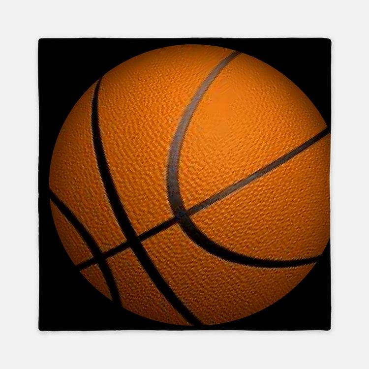 Basketball Sports Queen Duvet