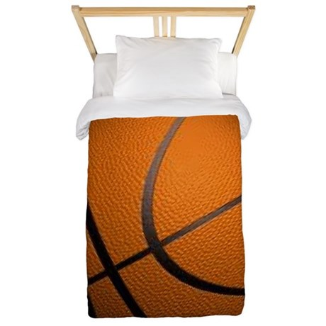 Basketball Sports Twin Duvet