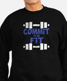 Commit to be Fit Sweatshirt