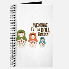 WELCOME TO THE DOLL HOUSE Journal