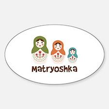 MATRYOSHKA Decal