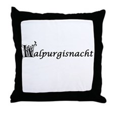 Cute Beltaine Throw Pillow