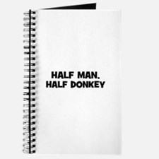 half man, half donkey Journal