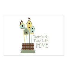 Theres no Place Like HOME Postcards (Package of 8)