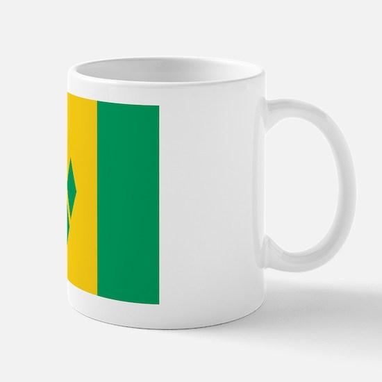 St Vincent Grenadines Flag Mug