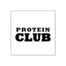 Protein Club Sticker