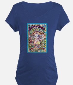 Spring Heart Cancer Angel T-Shirt
