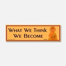Cool Zen Car Magnet 10 x 3