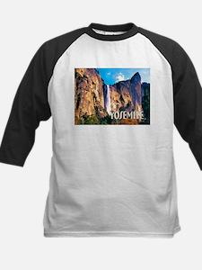 Bridal Veil Falls in Yosemite National Park Baseba