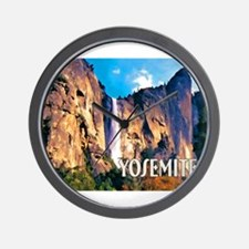 Bridal Veil Falls in Yosemite National Park Wall C