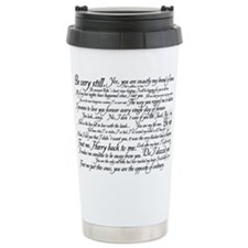 Unique Twilight Travel Mug