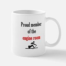 Proud member of the engine room (pic) Mug