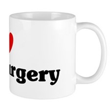 I Love neurosurgery Mug