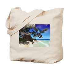 the island of the dragon Tote Bag