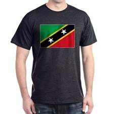 St Kitts Nevis Flag T-Shirt