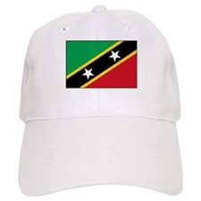 Saint Kitts and Nevis Flag Baseball Cap