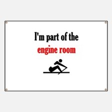 I'm part of the engine room (pic) Banner