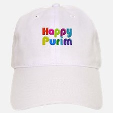Happy Purim Baseball Baseball Baseball Cap
