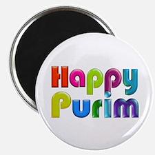 Happy Purim Magnets