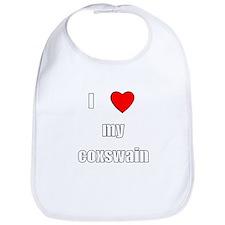 I love my coxswain Bib