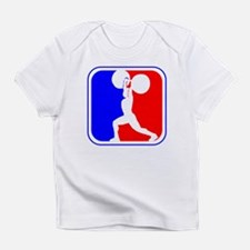Weightlifting League Logo Infant T-Shirt