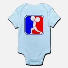 Weightlifting League Logo Body Suit