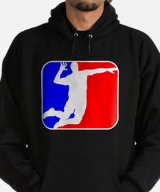 Volleyball League Logo Hoody