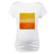 Yellow Orange Rothko Shirt