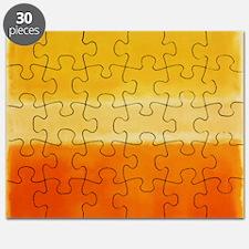 Yellow Orange Rothko Puzzle