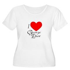 I Love George Eliot T-Shirt