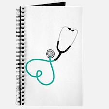 Heart Stethoscope Journal