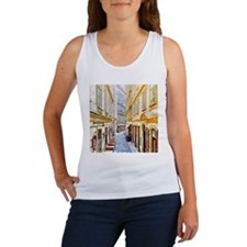 watercolors, vienna Tank Top