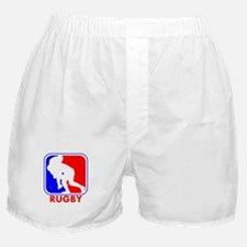 Rugby League Logo Boxer Shorts