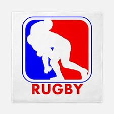 Rugby League Logo Queen Duvet