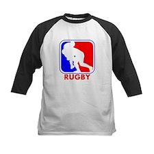 Rugby League Logo Baseball Jersey
