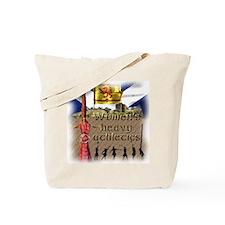 Women's Heavy Athletics Tote Bag